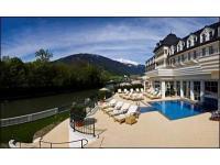 Grandhotel Lienz Südansicht