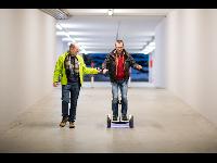 Ninebot Mini Pro Probefahrt im FunShop Wien