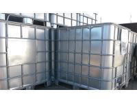 1000 Liter IBC (Tank), gebraucht