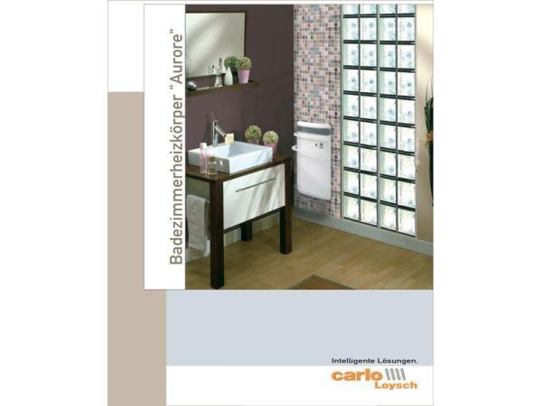 Vorschau - Badezimmerheizkörper: Wärme im Handumdrehen