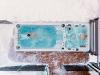 Thumbnail Swim Spa im Winter
