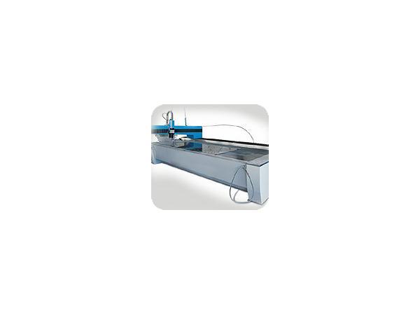 Waterjet Wasserschneidmaschine