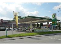 BP Express Tankstelle - Automaten-Tankstelle