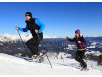 Schneeschuhwandern im Salzburger Lungau