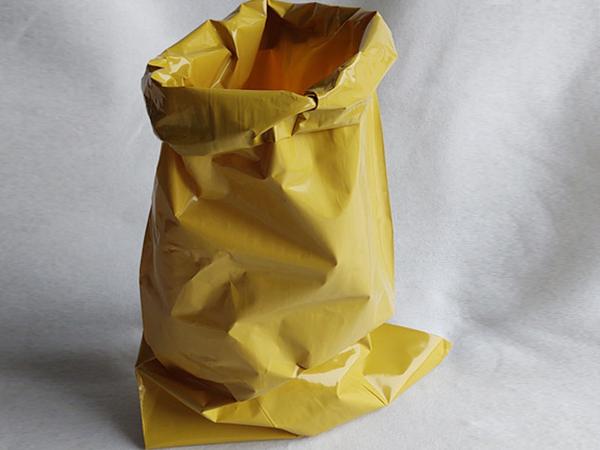 Kraftsack aus Recycling-Folie