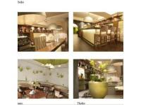 Bar - Theke - Kaffeehaus - Theke