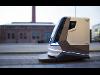 Komplettkarosserie für Logistikroboter