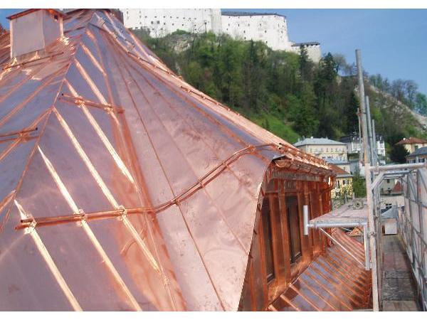 Vorschau - Kupferdächer