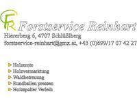 Forstservice Reinhart - Baumpflege & Baumfällungen