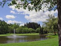 Golfmoosburg 17. Loch
