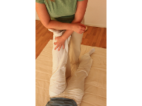 Shiatsu Dehnung Bein