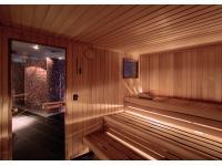 Sauna bei John Harris Fitness Margaretenplatz