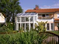 Exclusive Wintergarten