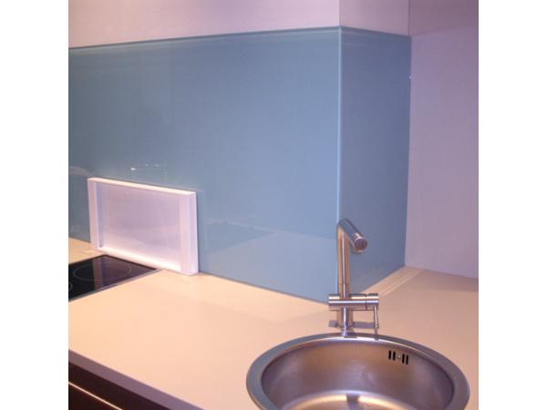 Vorschau - Küchenrückwand aus Emailglas
