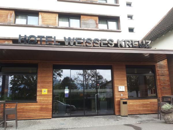 Vorschau - Hotel Weisses Kreuz