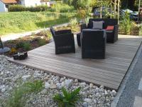 Holzterrasse von Holz Technik Stadler