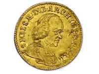1/4 Dukat 1755 Schrattenbach
