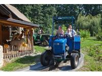 Traktorbahn