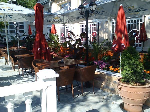 Vorschau - Garten Restaurant Akropolis Baden