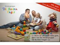 Kindergruppe Die Bunten Finger in 1220 Wien