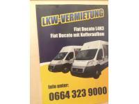 Möbeltransporte - LKW Verleih