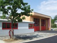 Rüsthaus der Freiwilligen Feuerwehr Pöllau bei Gleisdorf