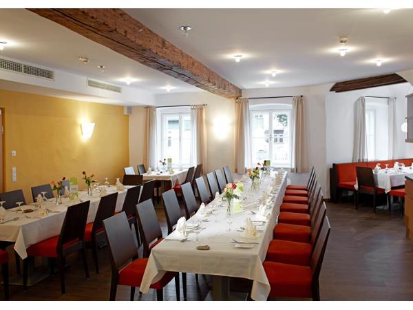 Vorschau - Schlossrestaurant - ausgezeichnet mit dem AMA Gastrozeichen
