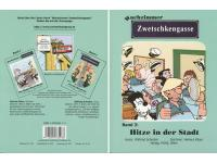 """Comic """"Wachzimmer Zwetschkengasse"""", Band 3"""