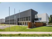 ISG Bürogebäude ... herzlich willkommen!