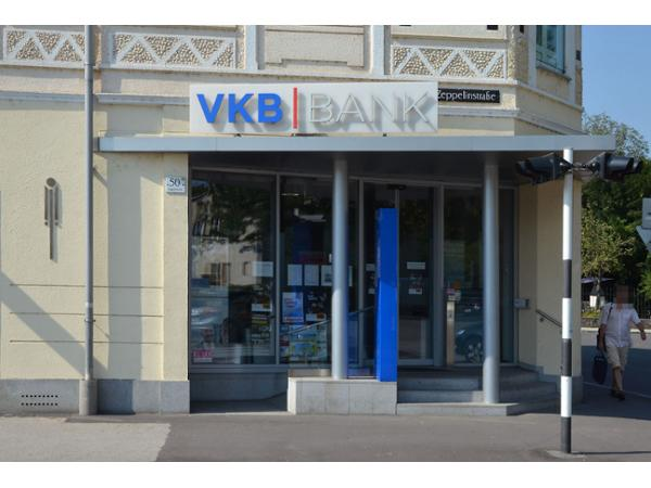 VKB-Bank Volkskreditbank AG - Filiale Linz-Kleinmünchen