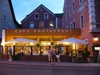 Hotel Wilder Mann - Restaurant