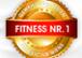 TESTSIEGER! Gewählt zum besten Fitnessclub