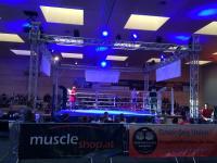 Lichttechnik für Boxevent Dornbirn 2014