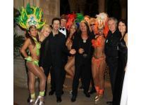 Crew2000 mit Samba-Show