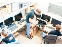 Computerhaus Weiz, Technik-Arbeitsplätze