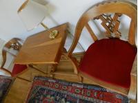 Sitzecke - Doppelbettzimmer