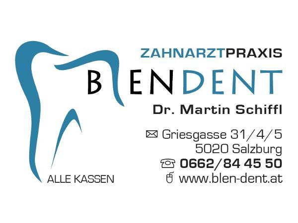 Blen-Dent | Zahnarzt Dr.med.dent. Martin Schiffl