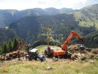 Egger Jakob - Holzhandel - Holzschlägerung - Seilung