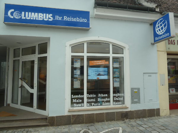 Columbus Reisebüro Hollabrunn