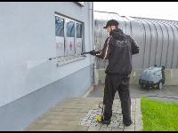 NCT Fassadenimprägnierung mit Abperleffekt