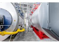 Dampfkessel - Energieversorgung, Energieeffizienz