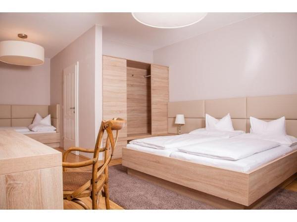 Doppelzimmer im Pfeiler´s Bürgerstüberl - Hotel