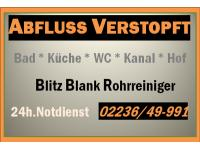 ABFLUSS - BLITZ - BLANK - Rohrreinigung - A.R.S. - Simanovic GmbH