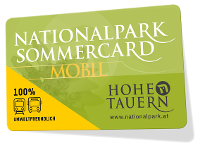 Nationalpark Sommercard
