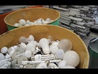 Gefährlicher Abfall - Leuchtstofflampen