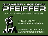 Zimmerei-Holzbau Pfeiffer