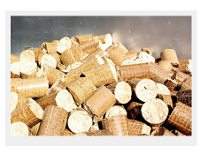 Holz / Pellets / Briketts