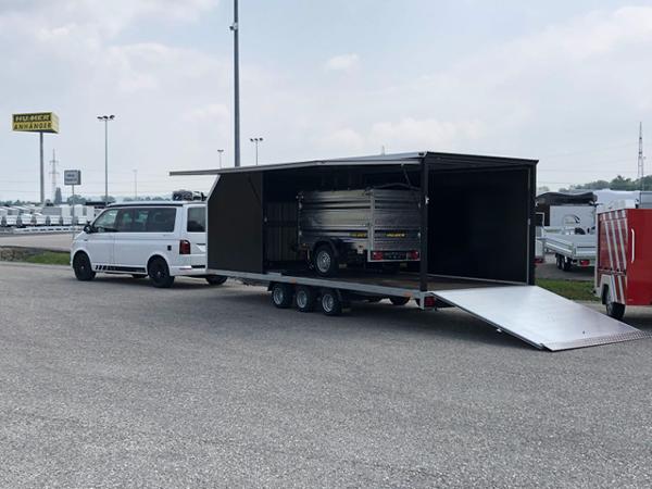 Vorschau - Humer Anhänger Transport