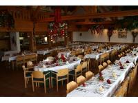 Festsaal für eine Hochzeit