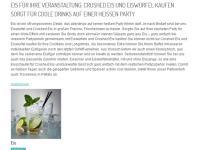 Eiswürfel für Ihre Veranstaltung: Crushed Eis und Eiswürfel kaufen sorgt für coole Drinks